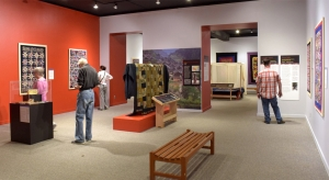 Picture for Quilts in Southwest China, a nationally touring exhibition opened Sept. 27 at the MSU Museum