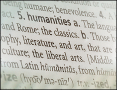 Humanities Definition Image